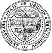OR Dept of Ag seal